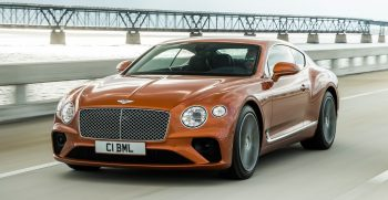Bentley Continental i ri