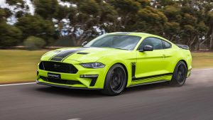 Makine Kupe Ford Mustang